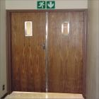 Wooden 1 hour Fire rated Door